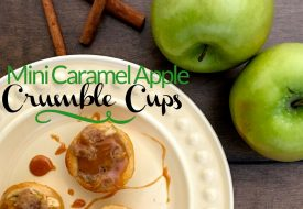 Mini Apple Crumble Cups are so easy to make and they're delicious! They'll be your go-to dessert option for parties, weeknight desserts, and family events. What is an Apple Crumble   How to Make an Apple Crumble   Healthy Apple Crumble Recipe   Basic Apple Crumble Recipe   How to Bake with Apples   How to Bake an Apple
