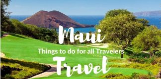 Maui is a prized Hawaiian island! If your travels take you there be sure to check out these things to do on Maui!