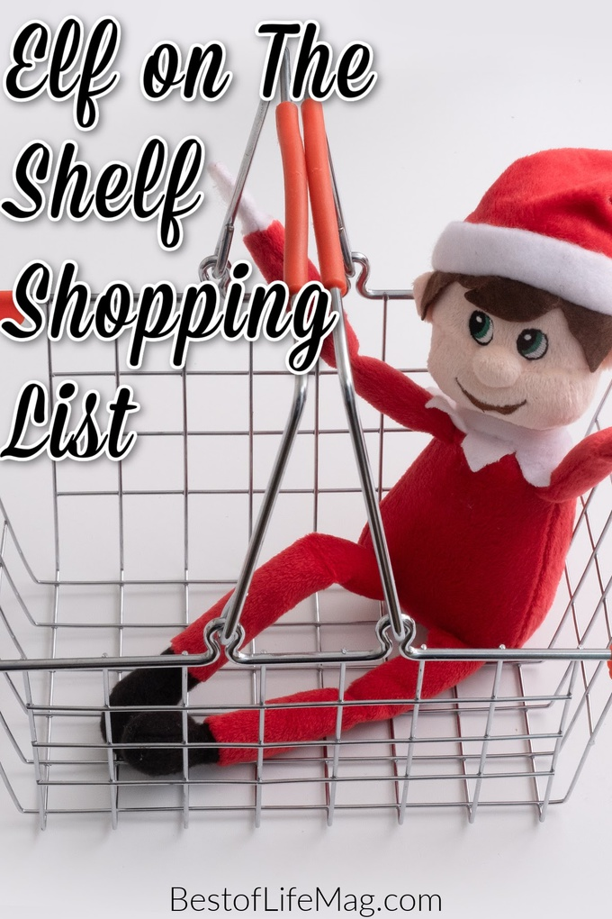 Find everything you need for Elf on the Shelf including a complete Elf on the Shelf shopping list and over one month of Elf on the Shelf ideas! Elf on a Shelf | Elf Ideas | Best Elf on the Shelf Ideas | How to Introduce the Elf on the Shelf | Funny Elf on the Shelf Ideas via @amybarseghian