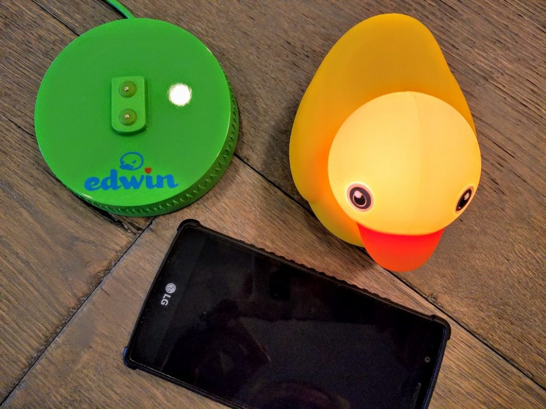 Edwin the Duck is on Android and make the perfect gift for younger children.