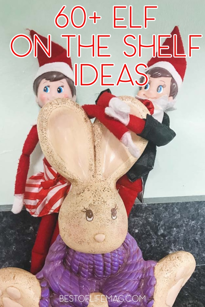 Have fun with Elf on a Shelf this season with the best Elf on the Shelf ideas on Pinterest so you can make memories last for your child's lifetime. Funny Elf on The Shelf Ideas | Elf on The Shelf Ideas for Kids | Toddler Elf on The Shelf | Holiday Ideas for Families | Christmas Traditions for Families | Elf on The Shelf Printables #elfontheshelf #christmas via @amybarseghian