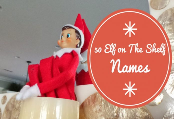 Elf on The Shelf Ideas on Pinterest Names