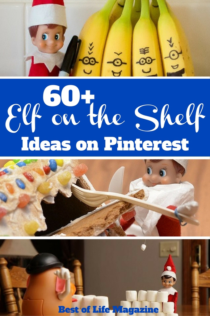 Have fun with Elf on a Shelf this season with the best Elf on the Shelf ideas on Pinterest so you can make memories last for your child's lifetime. Elf on the Shelf Ideas | Elf on The Shelf Ideas Funny For Kids | Elf on The Shelf Ideas for Boys | Elf on The Shelf Ideas for Girls | Elf on The Shelf Ideas Funny Hilarious #elfontheshelf #holidays