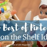 Have fun with Elf on a Shelf this season with the best Elf on the Shelf ideas on Pinterest so you can make memories last for your child's lifetime. Elf on the Shelf Ideas for Kids | Funny Elf on the Shelf Ideas | Best Elf Ideas | Things to do with Elf on a Shelf | Elf on the Shelf Ideas for Adults