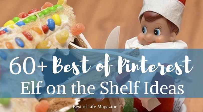 60 Elf On The Shelf Ideas On Pinterest Best Of Life