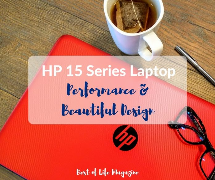 The HP 15 Series Laptop offers features and design to make it the one device that does everything you need beautifully.