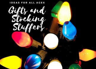 Our favorite gifts and stocking stuffers ideas for the holiday season cover all ages and fit any budget, whether large or small!
