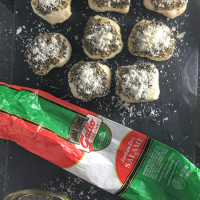 Hot Italian Cheese Balls Recipe Ingredients