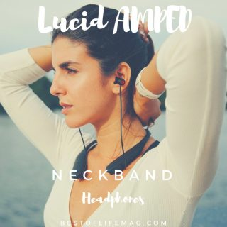 Lucid AMPED Neckband Headphones