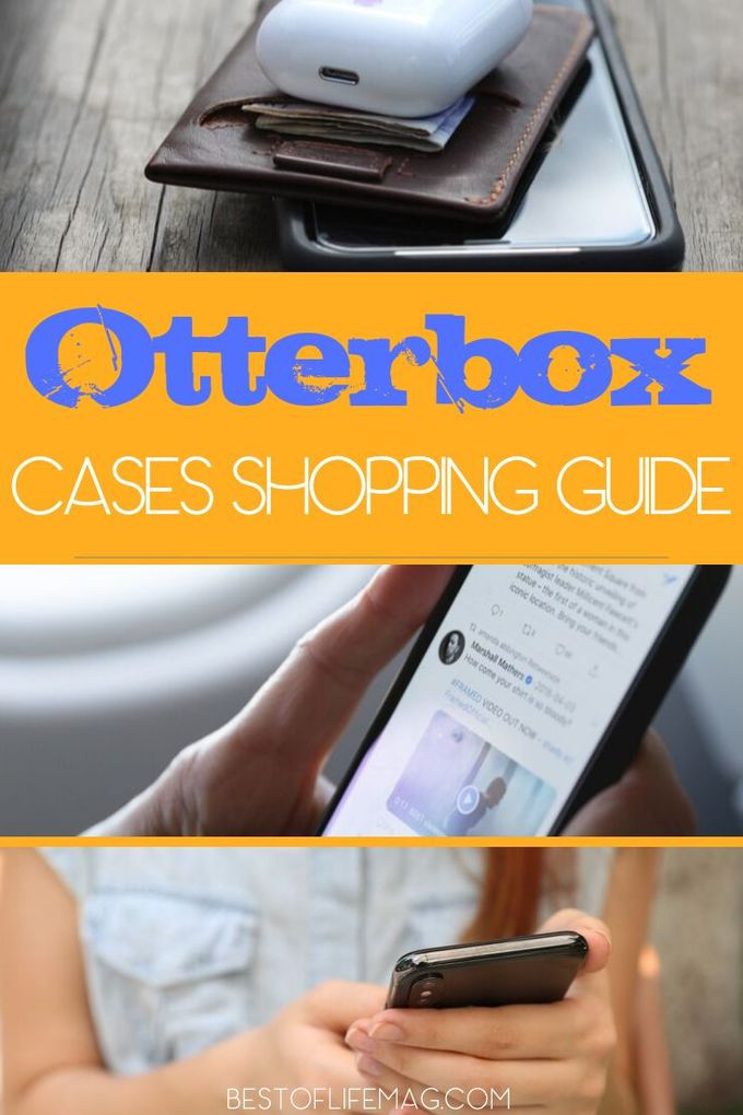 All you need is a good Otterbox Cases gift guide to help you sort through the many different products available for the techie on your shopping list. Smartphone Tips | Tech Tips | Tech Gifts | Gift Ideas | Smartphone Case Tips | Otterbox Case Review #otterbox #review via @amybarseghian