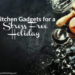 You can get through the busiest time of year with these kitchen gadgets. No more stressing about the perfect family meal!