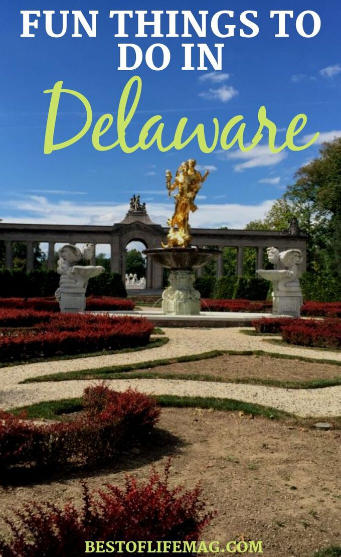 These are 8 things to do in Delaware that will be fun for anyone! Take the family or head out solo for a fun weekend getaway. Travel Tips | Travel Activities | Delaware Things to do | Family-Friendly Delaware Activities | Adult Activities in Delaware #delaware #travel