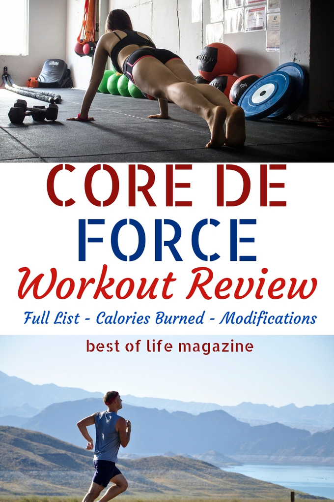 Our Core De Force Review offers a comprehensive review of each workout in the program as well as cost and calories burned. Core De Force Workouts | Beachbody Workouts | Beachbody Workout Tips | At Home Workouts | Exercise Routines #fitness #Beachbody