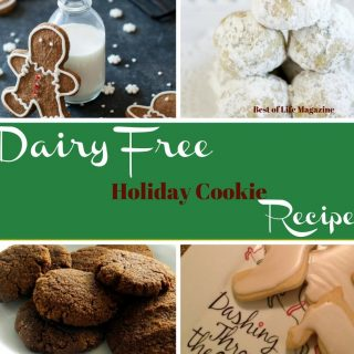 It's easy to fill your home with the scent of fresh deliciousness with some dairy free holiday cookies and enjoy the holiday season. Holiday Sugar Cookies | Sugar Cookie Recipe | Cookies Without Dairy | Holiday Cookies without Dairy | How to Make Cookies without Dairy