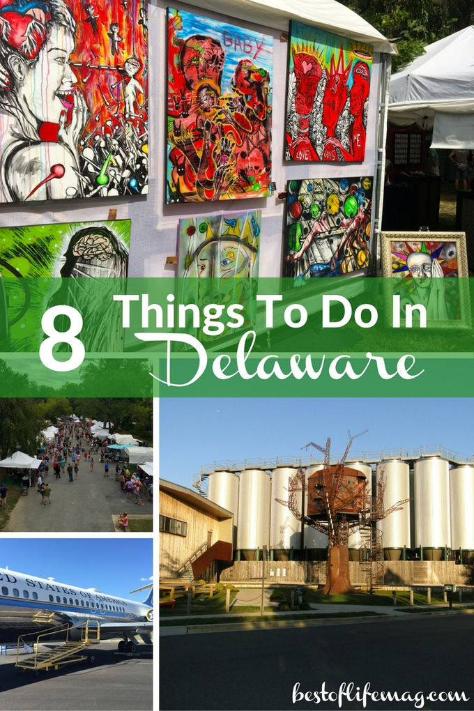 These are 8 things to do in Delaware that will be fun for anyone! Take the family or head out solo for a fun weekend getaway. Travel Tips | Travel Activities | Delaware Things to do | Family-Friendly Delaware Activities | Adult Activities in Delaware #delaware #travel via @amybarseghian