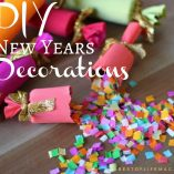 DIY New Years decorations can make your celebration shine! Give New Years the attention it deserves and start the new year off right! How to Throw a New Years Eve Party | How to Decorate for a New Years Eve Party | New Years Decorations | DIY New Years Eve Ideas