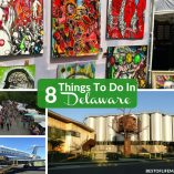 These are 8 things to do in Delaware that will be fun for anyone! Take the family or head out solo for a fun weekend getaway. Where is Delaware | What to do in Delaware | Delaware Travel Tips | Places to Travel to in the US | Must-See Places in Delaware