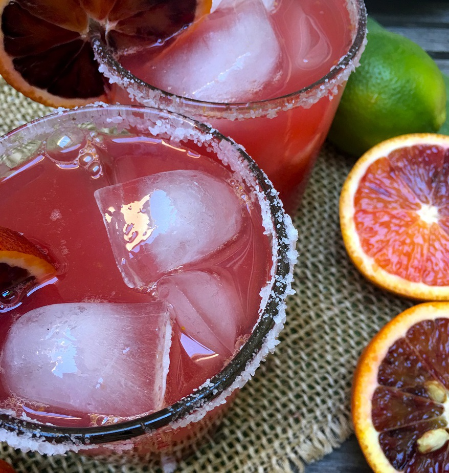 With freshly squeezed blood oranges and limes, this sparkling blood orange margarita adds a refreshing twist to a classic cocktail. Simple Margarita Recipe | Classic Margarita Recipe | Margarita Recipe Pitcher | Margarita Recipe Frozen | Margarita Recipe with Mix