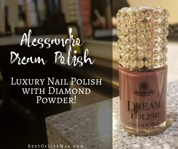 Alessandro Dream Polish is aptly named because it's a dream to apply and wear! This unique polish comes in a variety of shades perfect for any occasion!