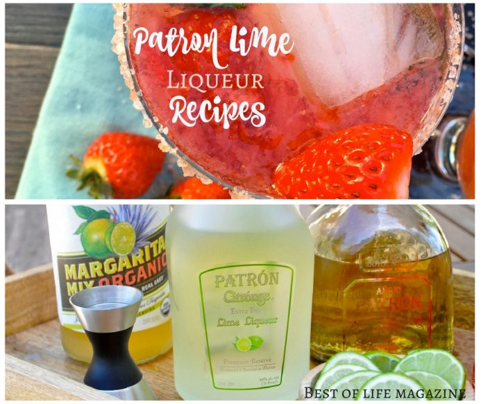Use Patron Lime Liqueur recipes from sweet to sour and everything in between, and find new ways to add liqueur to your cocktails.