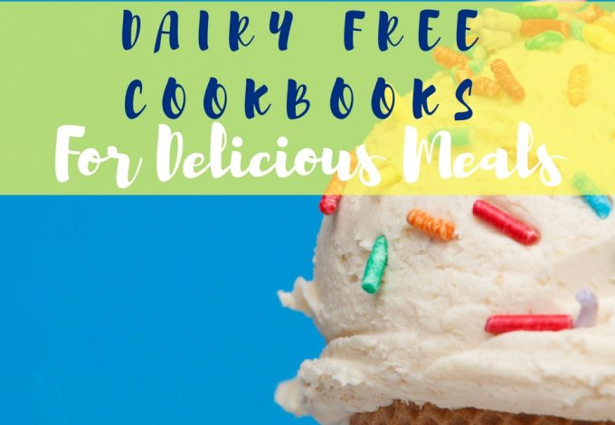 Many people use cookbooks to find the perfect recipe for any given meal and me; it's the dairy free cookbooks that I turn to for help.