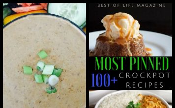 The most pinned crockpot recipes are the best recipes that can help you save time, eat healthily, and eat delicious meals with minimal effort.