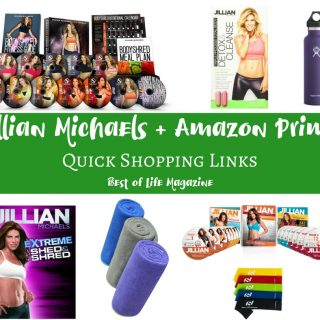 Jillian Michaels Amazon shopping links are the perfect place to get everything you need to live a happier, healthier, more fit life! Weight Loss Tools | How to Lose Weight | How to Get Healthy | Jillian Michaels Fitness | Jillian Michaels Weight Loss Tips