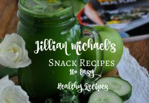 Use Jillian Michaels snacks recipes to get you through the day and your diet while staying on the right track to success.
