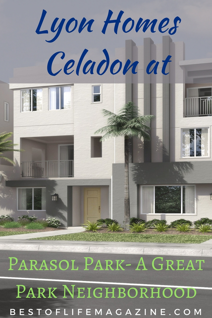Get ready to see where the future is headed with the new collection of townhomes known as Lyon Homes Celadon inside the Great Park Neighborhood.