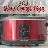These slow cooker dips will make your life so much easier. You can whip them up ahead of time, turn them on before the party and forget all the stress! How to Make Dip in a Crockpot | How to Make Dip in a Slow Cooker | Dip Recipes for Crockpots | Dip Recipes for Slow Cookers | Dip Recipes for Parties | Party Dip Recipes | Crockpot Dip Recipes