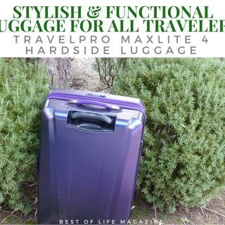 The Travelpro Maxlite 4 Hardside Collection delivers a wide array of features that travelers will appreciate because they make trips easier and hold up to the abuse luggage receives on each trip. Luggage Made for Travel | Travel Tips | Travel Gear | What to Pack for a Trip | Vacation Packing Tips
