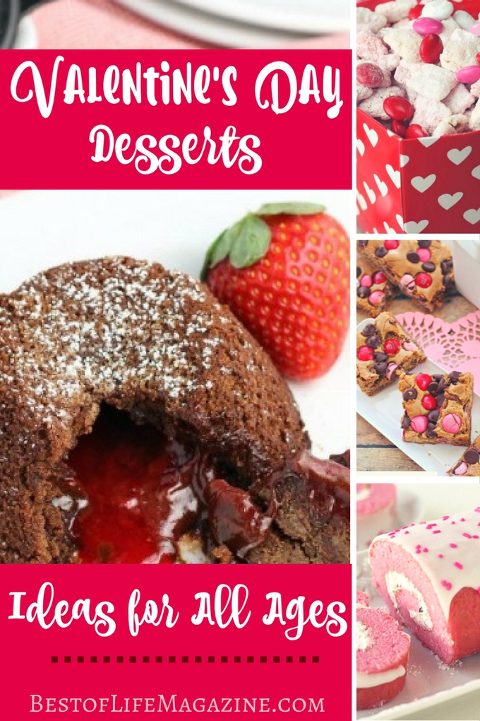 Don't stress out this February; instead use some of the best Valentines Day desserts around to impress your loved one without spending too much.