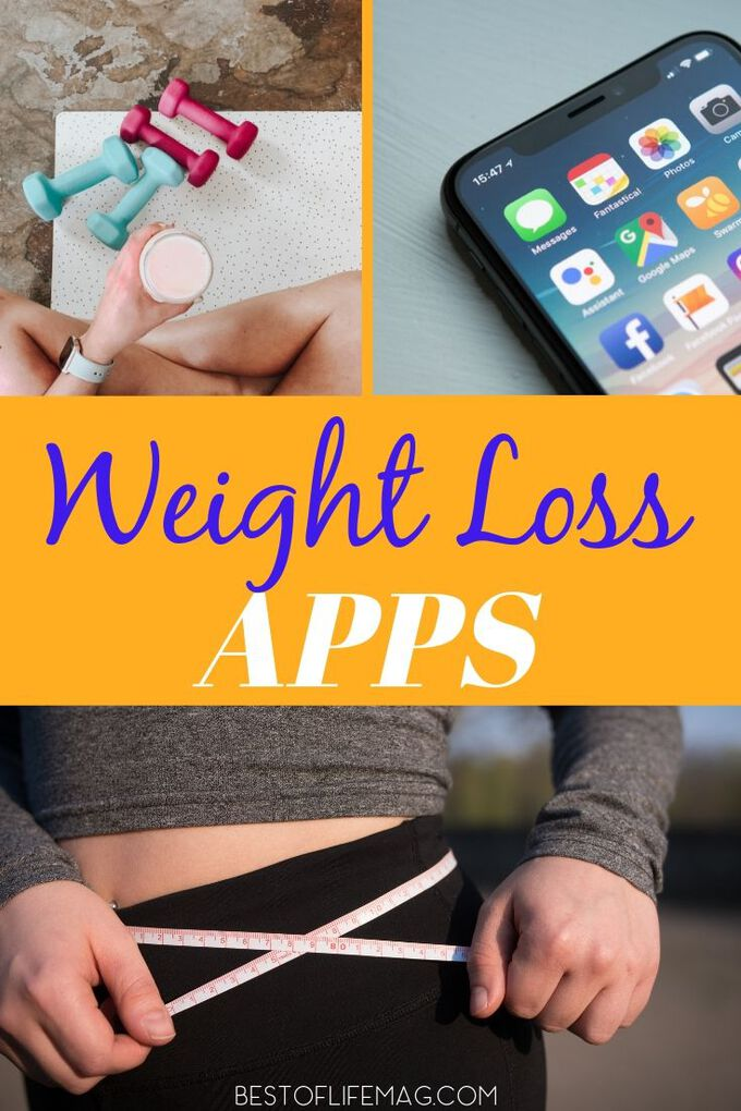 Weight loss apps are an excellent way to get motivated, stay on track, and live a healthier life. Some of these apps you can even get for free! Weight Loss Tips | Tips for Weight Loss | Ideas for Weight Loss | Weight Loss Ideas | Healthy Living Tips | Workout Tips | Fitness Apps | How to Lose Weight #weightloss #apps via @amybarseghian