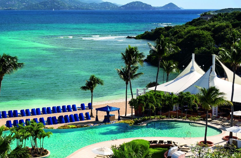 Best beach resorts in the us virgin islands the best of for Best beach vacations usa