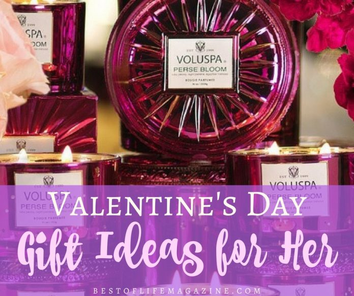 Get the best Valentines Day ideas and stop worrying about getting the best Valentines Day gift for her that says, love this time around.