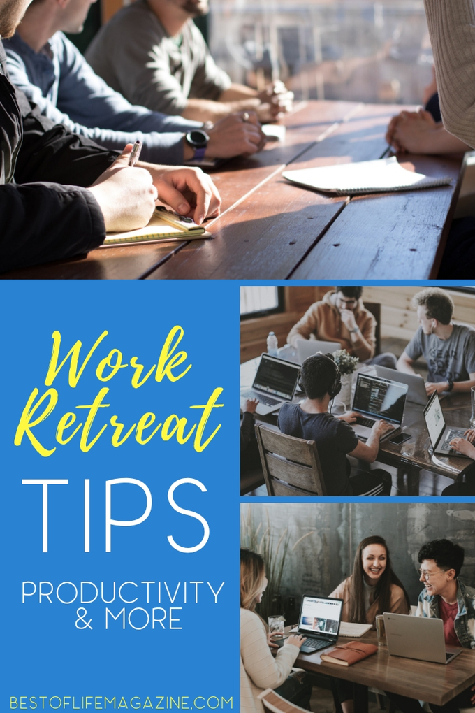 Grow your business with these work retreat ideas to provide the time needed to focus on what is truly needed in order to elevate yourself and your brand. Tips for Business Owners | Tips to Run a Business | Tips for Entrepreneurs | Tips to Improve Business | Work Retreat Ideas | Work Travel Ideas #business #travel