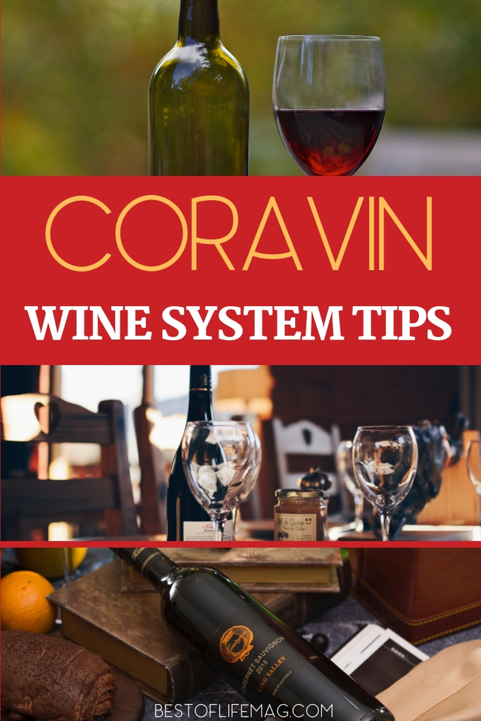 Coravin tips and tricks will help you utilize the wine system in ways that make the entire wine drinking experience an even more enjoyable one. Tips for Storing Wine | Wine Tips | Wine Bottle Ideas | Wine Storage Ideas | Wine Ideas #wine #whino via @amybarseghian
