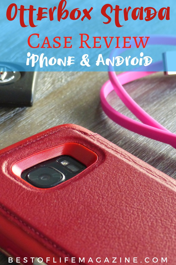 Otterbox Strada series cases offer style, convenience, protection, and comfort all in one, easy to use case tailor-made for the stylish professional.