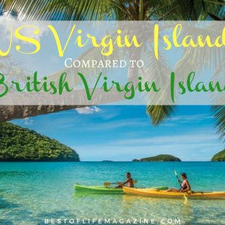 Putting the US Virgin Islands vs. the British Virgin Islands help you decide where you want your cruise to take you and how you'll experience island life. What are the US Virgin Islands | Where are the Virgin Islands | Travel Tips for US Virgin Islands | Island Travel Ideas