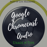 Stream your music anywhere and fill your home with crystal clear music with Google Chromecast Audio which works with the apps you have come to love. What is a Chromecast | Chromecast Audio Review | Chromecast Audio Tips | Chromecast Audio Tips | How to Stream Music | How to Stream Audio