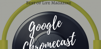 Stream your music anywhere and fill your home with crystal clear music with Google Chromecast Audio.