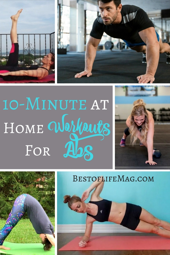 The best workouts for abs will help you get that six pack or flat belly you've been wanting just in time for swimsuit season.