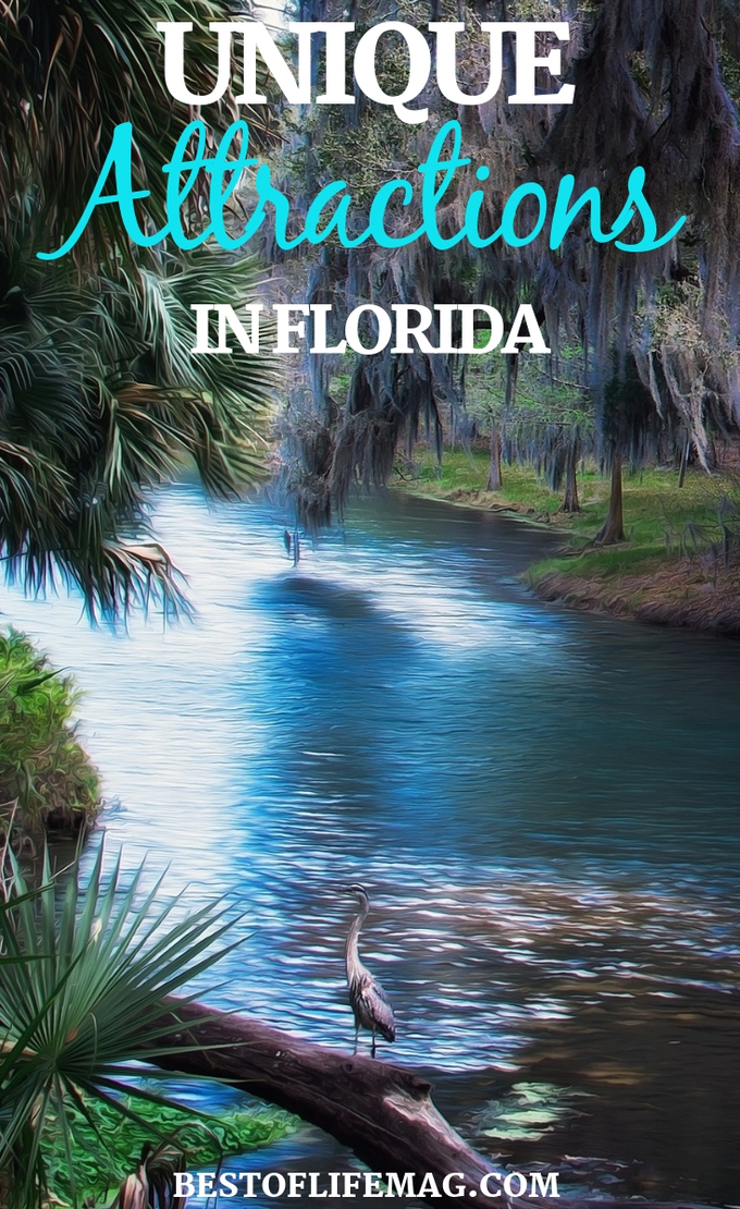 There are many attractions to explore in Florida that are equally fun compared to the theme parks but more historical and educational. Florida Travel Ideas | Things to do in Florida | Orlando Travel Ideas | Family Travel Ideas #travel #florida