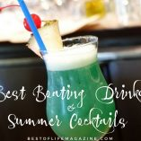 Use the best boating drinks to turn an hour of boating into a happy hour of boating filled with laughs, friends, family, and great booze. Drinks for Boating   Boating Cocktails   Drinks for Sailing   Cocktail Recipes for Boaters   Cocktail Recipes   Tropical Cocktail Recipes