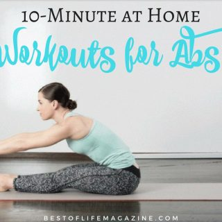 The best workouts for abs will help you get that six pack or flat belly you've always wanted so you can look your best in your swimsuit. Workout Ideas | Ab Workouts | How to Get a Six Pack | How to Get a Flat Belly | Fitness Ideas | At-Home Workouts