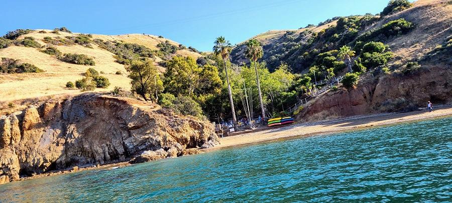 Catalina Island Boating Tips Catalina Island From Afar