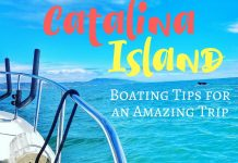 Catalina island boating may not seem like a difficult trip but without the proper details, you may find it to be harder than you think.
