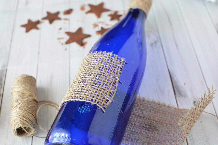 How To Make A Diy Lighted Wine Bottle Craft Best Of Life Magazine