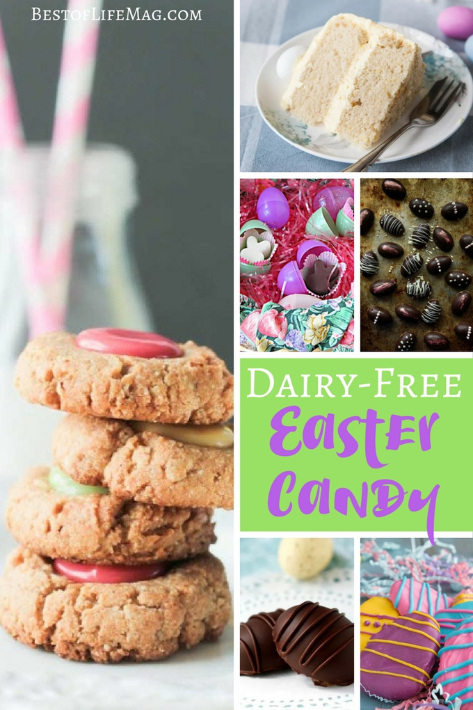 Why buy candy eggs filled with cream when you can make your very own dairy free Easter candy and enjoy sweets just like everyone else. Candy Recipes for Kids | Dairy Free Recipes | Holiday Recipes| Dessert Recipes #dairyfree #easter
