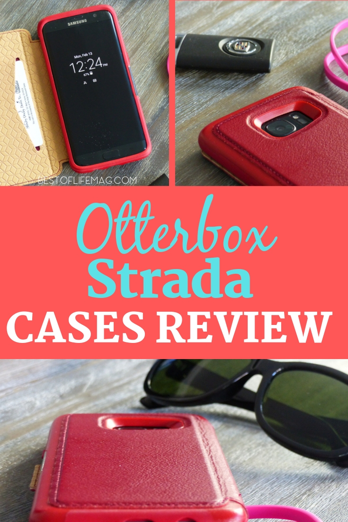 Otterbox Strada series cases offer style, convenience, protection, and comfort all in one, easy to use case tailor-made for the stylish professional. Otterbox Cases | Otterbox Strada Case | Tech Reviews | Smartphone Cases | Best Tech #tech #otterbox via @amybarseghian